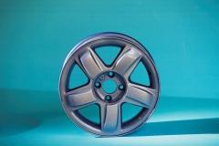 Powder Coated Alloy Wheel 3