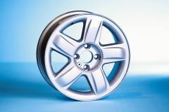 Powder Coated Alloy Wheel 4